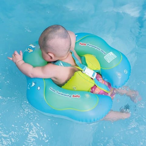 Uptown Vibez Inflatable Baby Swimming Safety Ring