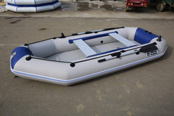 Uptown Vibez Inflatable Fishing Boat - Kayak Rafting Water Sports
