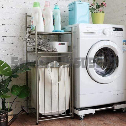 Uptown Vibez L / a1 Laundry Shelves & Basket