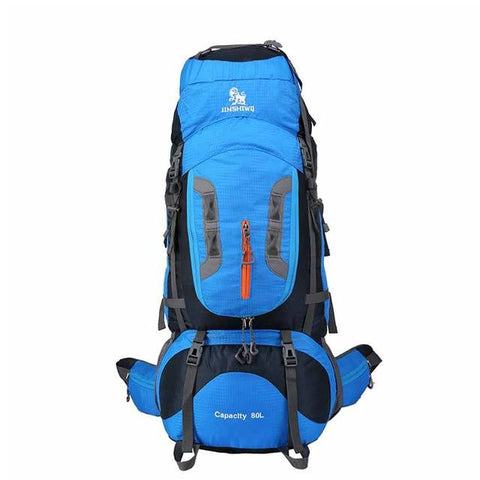 Uptown Vibez Light Blue A / China Camping Hiking Backpack