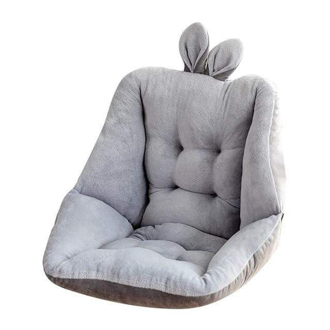 Uptown Vibez Light Grey / China Semi Enclosed Cushion