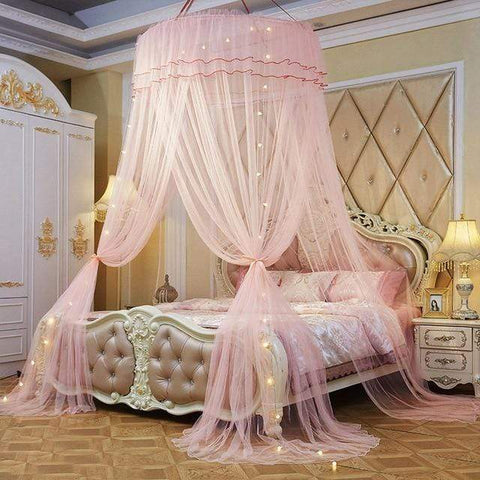 Uptown Vibez light pink / Universal Luxury Bed Canopy