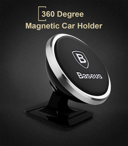 Uptown Vibez Magnetic Car Mount Phone Holder