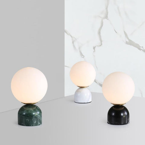 Uptown Vibez Marble Pattern Table Lamp