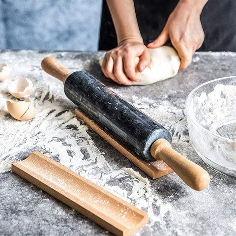 Uptown Vibez Marble Rolling Pin