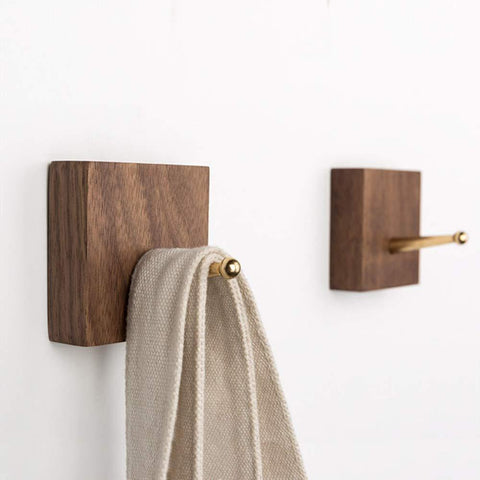 Uptown Vibez Marcella Wooden Coat Rack