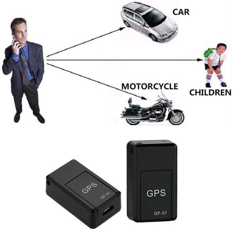 uptown vibez Mini GPS Tracker Real Time