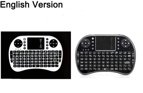 Uptown Vibez Mini USB Wireless Keyboard