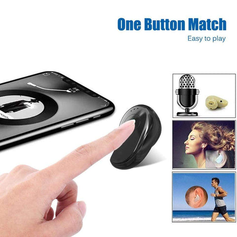 Uptown Vibez Mini Wireless Bluetooth Earphone