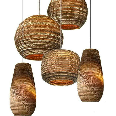 Uptown Vibez Modern LED Pendant Lights