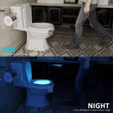 Uptown Vibez Motion Sensor Toilet Nightlight