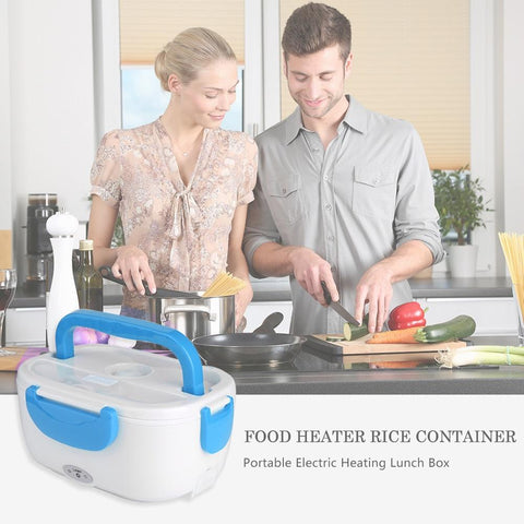 Uptown Vibez Multi-functional Electric Heating Lunch Box