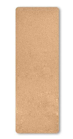 Uptown Vibez No design / CHINA 70 in Yoga mat Fitness Natural Cork mats Pilates Sport Slimming Balance Training Gym with Position Line Non Slip Gymnastics Pad