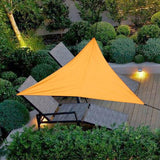 Uptown Vibez Orange Sun Shade Sail