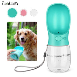 Uptown Vibez Outdoor Portable Pet Water Bottle