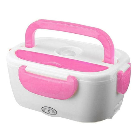 Uptown Vibez Pink A / CHINA Multi-functional Electric Heating Lunch Box