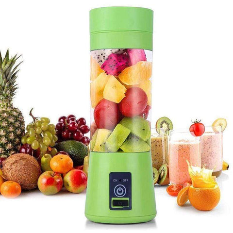 Uptown Vibez Portable Blender for Shakes and Smoothies