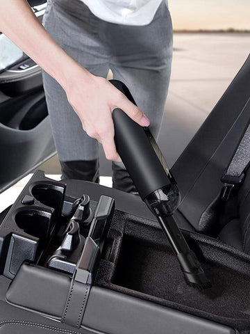Uptown Vibez Portable Car Wireless Vacuum Cleaner