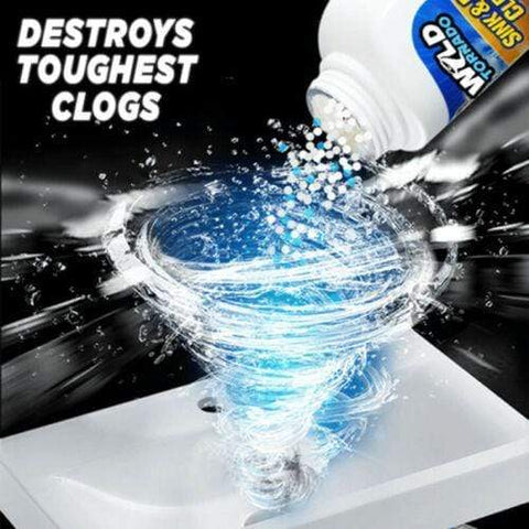 uptown vibez Powerful Sink & Drain Super Cleaner