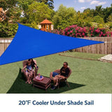 Uptown Vibez Purple Sun Shade Sail
