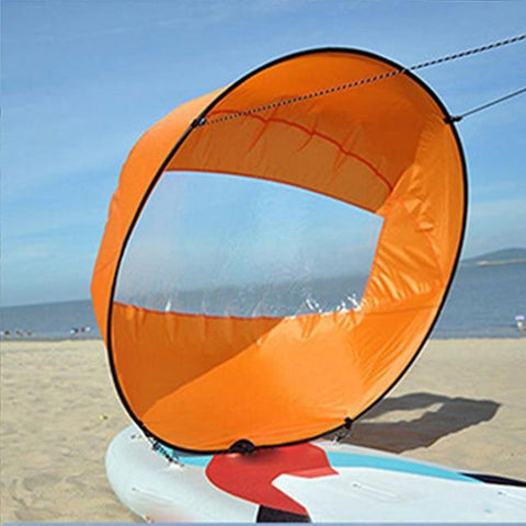 Uptown Vibez Rectangle window 1 / China Foldable Kayak Sail