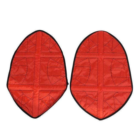 Uptown Vibez Red Step In Shoe Covers