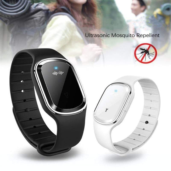 Uptown Vibez Repellent Bracelet Ultrasound Mosquito For Kids And Adult