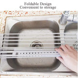 Uptown Vibez Roll-Up Dish Drying Rack