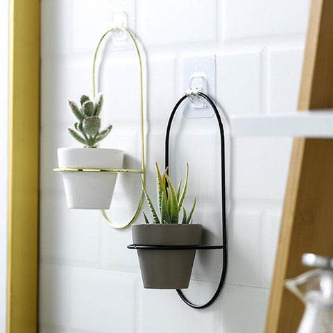 Uptown Vibez Rounded Wall Planter