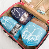 Uptown Vibez Shoes Organizer Bag for Travel