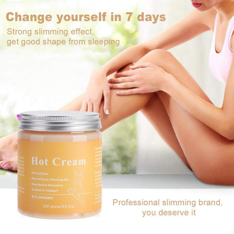 uptown vibez Slimming & Fat Burner Cellulite Cream