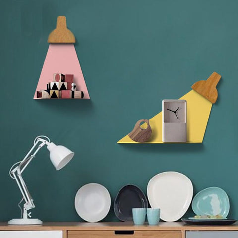 Uptown Vibez Spotlight Wall Shelf