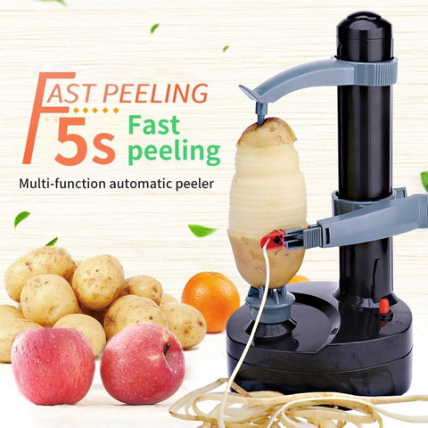 Uptown Vibez Stainless Steel Electric Peeler