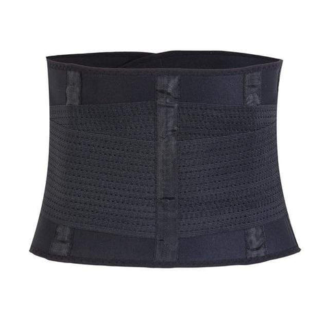 Uptown Vibez Style 1 black / XL Waist Trainer - Sweat Belt Unisex