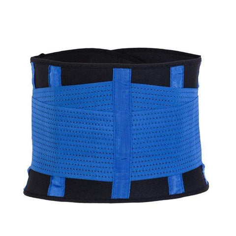 Uptown Vibez Style 1 blue / XXL Waist Trainer - Sweat Belt Unisex