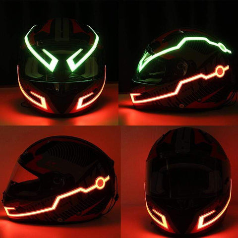 Uptown Vibez Tron Inspired Motorcycle LED Kit