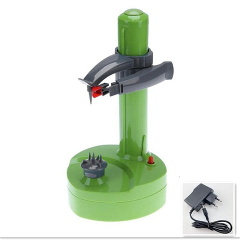 Uptown Vibez upgraded green version Automatic Electric Peeler