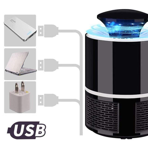 uptown vibez USB Powered Mosquito Killer Lamp
