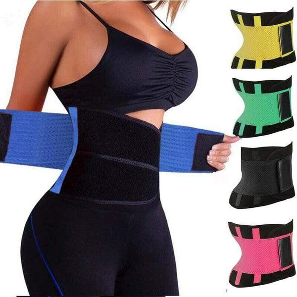 Uptown Vibez Waist Trainer - Sweat Belt Unisex