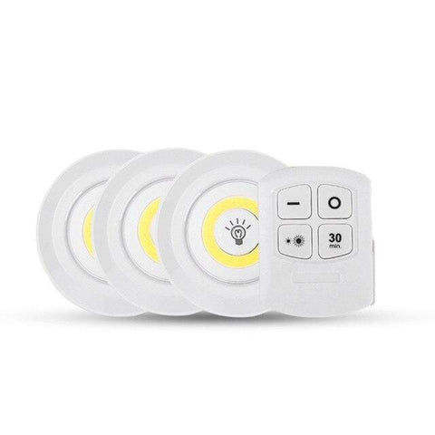 Uptown Vibez Warm Light Dimmable LED With Remote Control