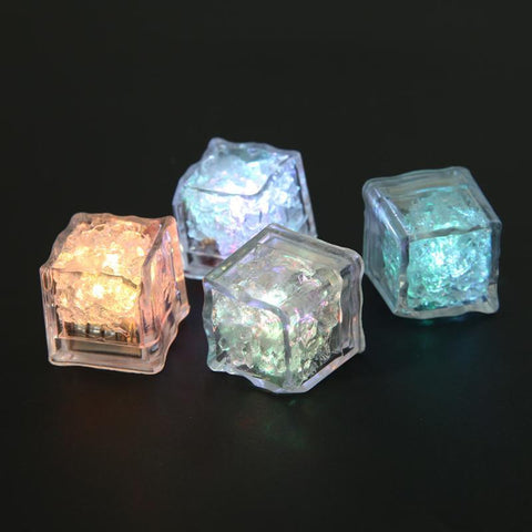 Uptown Vibez Water Activated LED Ice Cubes