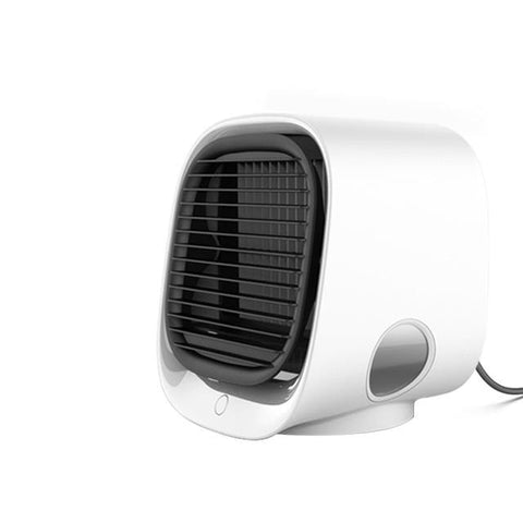 Uptown Vibez White / CHINA Portable Air Conditioner, Room Cooler Indoor Personal Air Conditioner Countertop Mini AC Unit