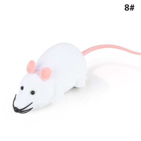 Uptown Vibez White meat ears / M / CHINA Wireless Remote-controlled Toy Mouse