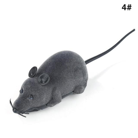 Uptown Vibez Wireless Remote-controlled Toy Mouse