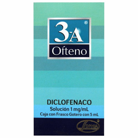 3-A OFTENO GOTAS CON 5ML