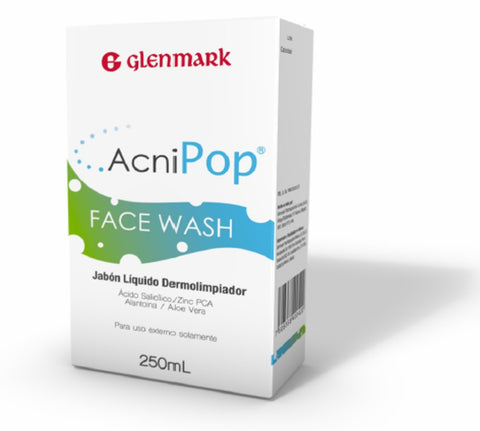 ACNIPOP FACE WASH 250 ML
