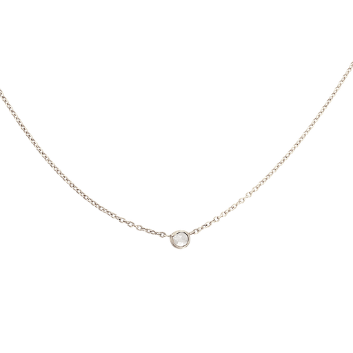 Polki Diamond Memory Necklace