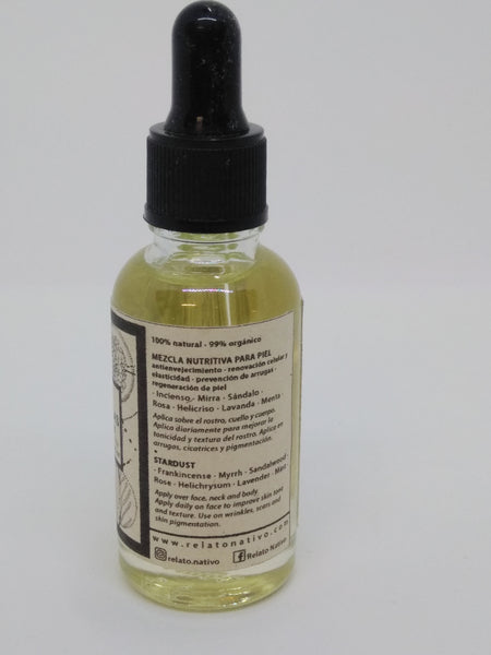 Stardust Glow + Replenishing facial oil - apluckygirl