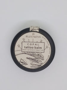 COPAL Tattoo Balm, heal + protect + nourish - apluckygirl