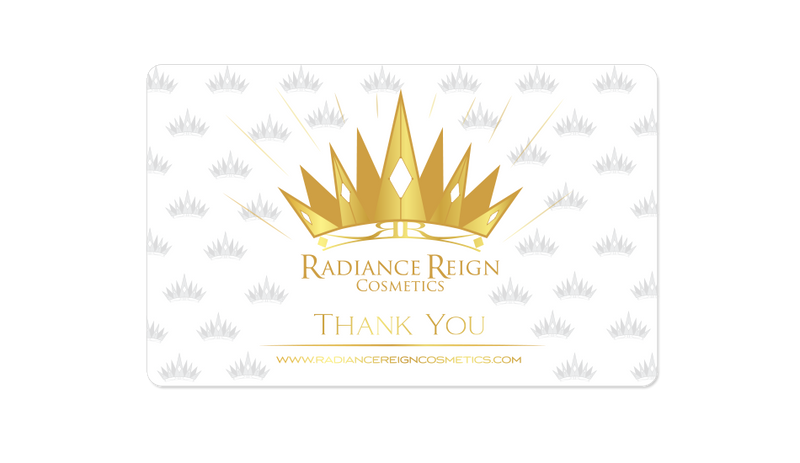 GIFT CARD - Radiance Reign Cosmetics